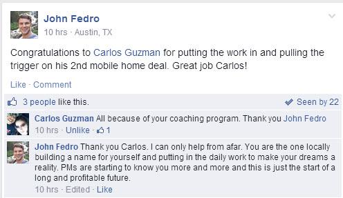 carlos fb page