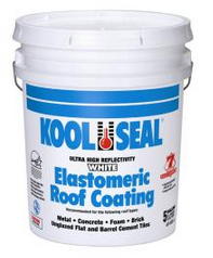 mobile home kool seal - Mobile Home Roof Coating