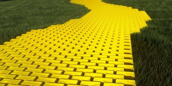 yellow brick road pic