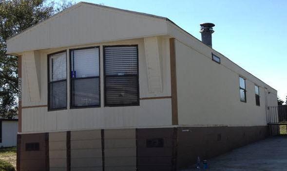repair mobile home