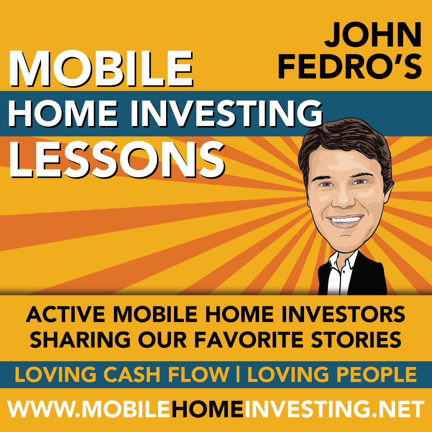 Mobile Home Investing Lessons Podcast