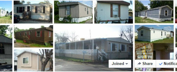 mobile home repair facebook