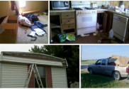 mobile home makeover before