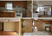 mobile home investor rehab collage A