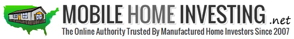 Mobile Home Closings Inside Mobile Home Parks — Mobile Home